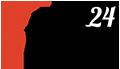 Step24 – Hinterlässt Eindrücke Logo